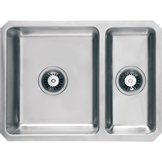 Prima+ 1.5 Bowl Reversible Undermount Sink