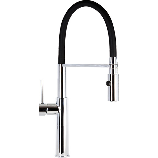 Prima+ Professional Black Spray Mixer Tap